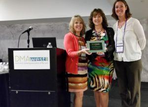 Julie Saupe, Lisa Langer, and Jennie Green