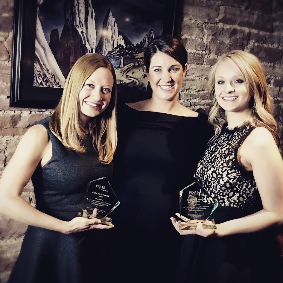 Colorado Tourism Office PR teams wins two PRSA awards