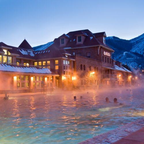 Glenwood Hot Springs Resort in Glenwood Springs
