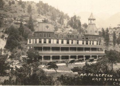 Mount Princeton Hot Springs Hotel