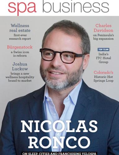 Spa Business Magazine