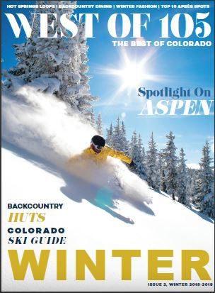 West of 105 Magazine