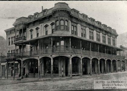 The Hotel Denver in Glenwood Springs